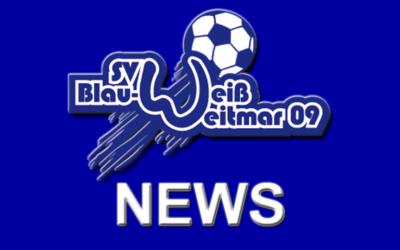 Blau-Weiß Weitmar 09 lädt zum Saisonabschlussfest
