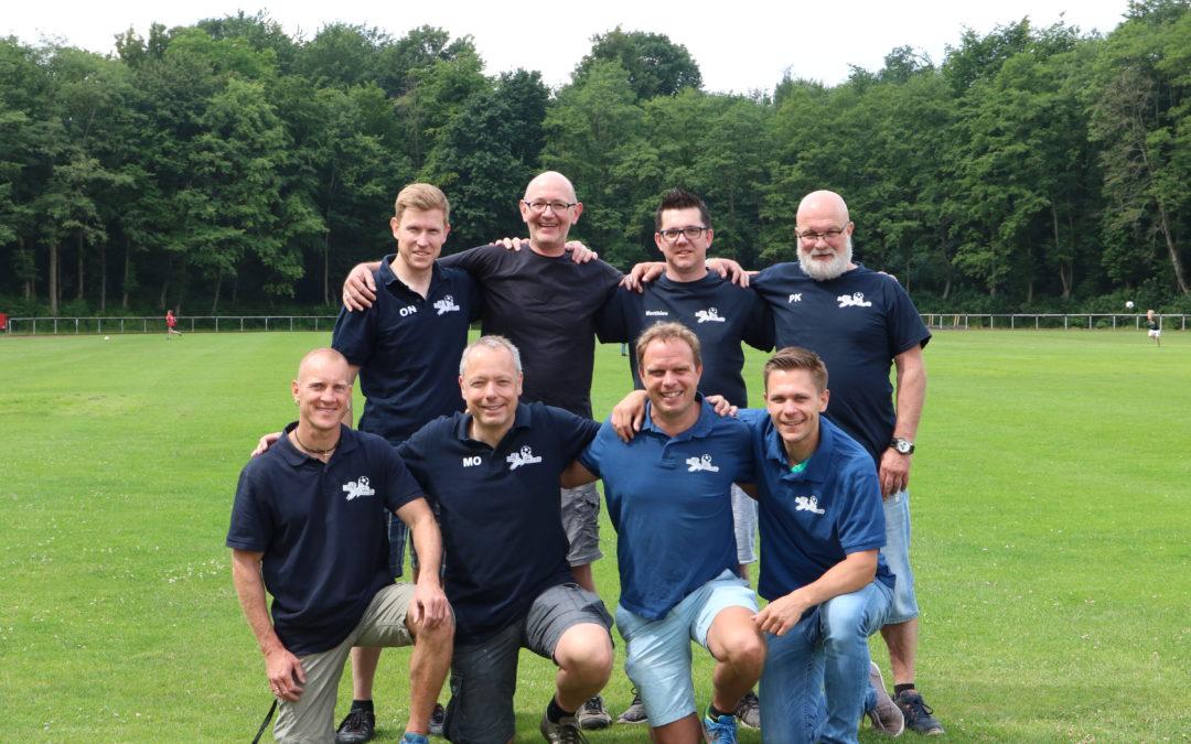 Jugendvorstand des SV Blau-Weiß Weitmar 09 stellt sich neu auf