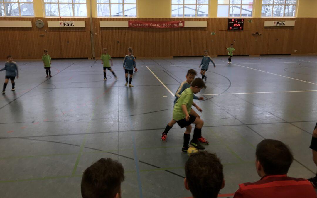 E-Jugend beim Sparkassen Junior Cup 2020
